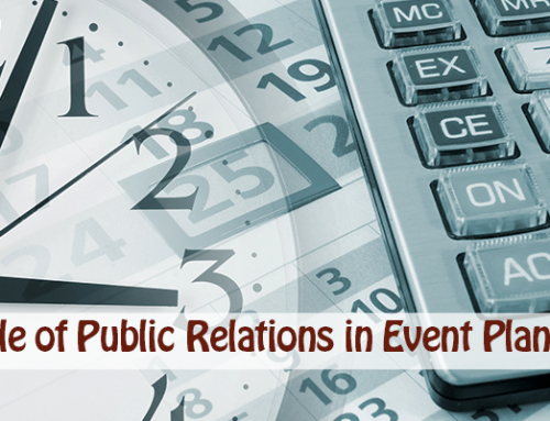 Role of Public Relations in Event Planning
