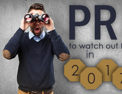 PR Trends to Watch Out For In 2017