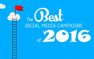 Top 10 Influential Social Media Marketing Campaigns of 2016