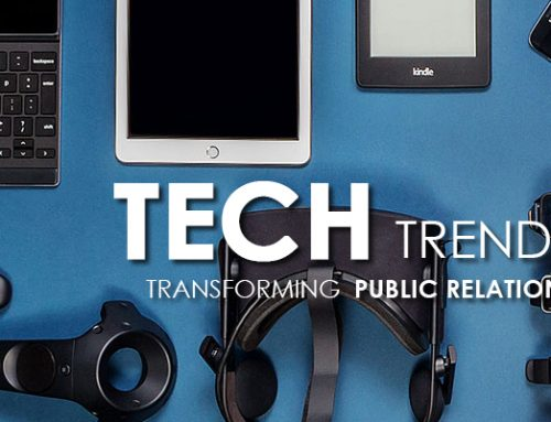Tech Trends Transforming Public Relations