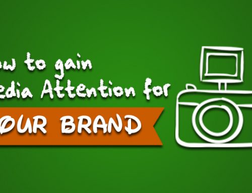 How to Gain Media Attention for Your Brand