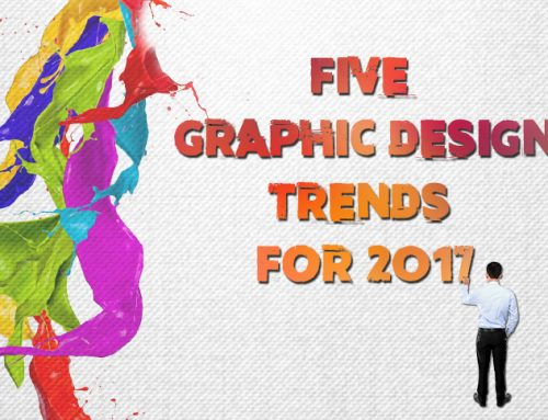 Five Graphic Design Trends For 2017