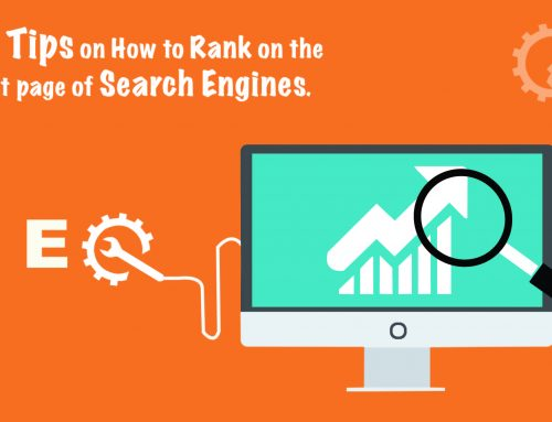 Top Tips on How to Rank on the First Page of Search Engines