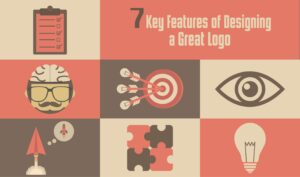 7 Key features of designing a great logo