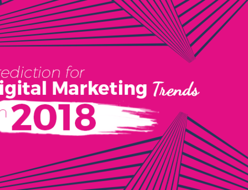 Prediction for Digital Marketing Trends in 2018