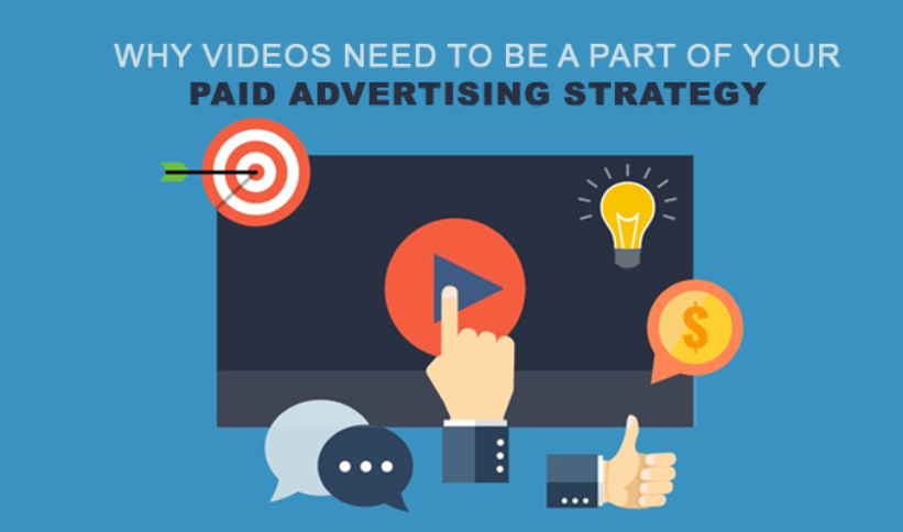 Videos Need To Be a Part of Your Paid Advertising
