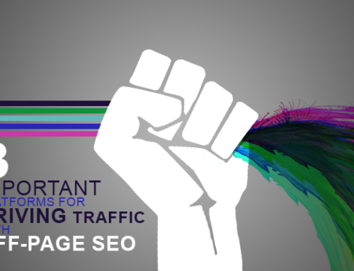 Three Important Platforms for Driving Traffic with Off-Page SEO