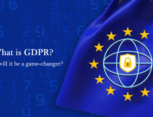 What is GDPR? How will it be a game-changer?