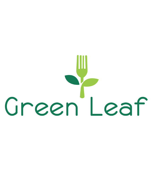 ScrollMantra/Green Leaf Logo