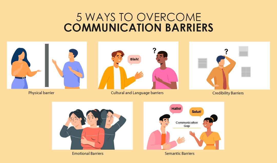 5 Ways To Overcome Communication Barriers