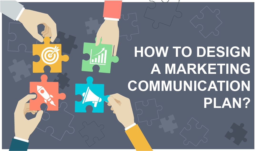 How to design a marketing communication plan?