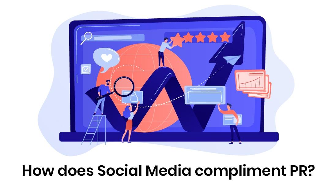 PR, Social media